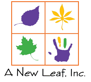 A New Leaf logo